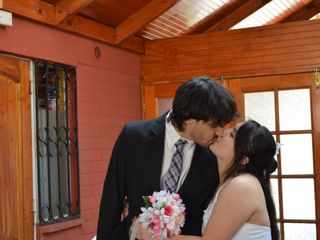 El matrimonio de Gabriela y Rodrigo 3