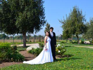 El matrimonio de Gabriela y Rodrigo