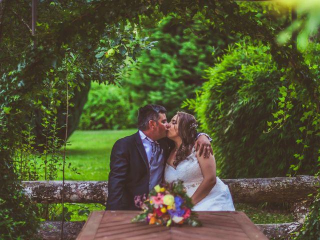 El matrimonio de Pamela y Ricardo