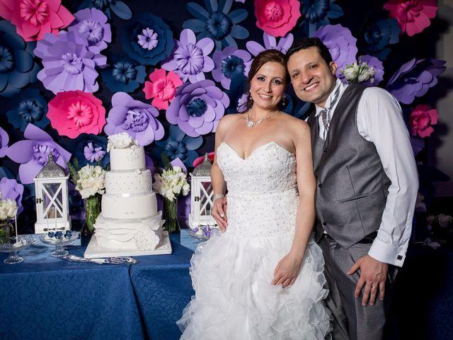 El matrimonio de Karen y Frank