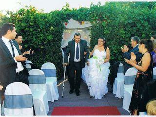 El matrimonio de Sebastian y Mitzi 3