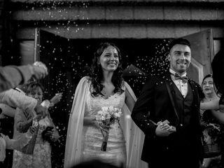 El matrimonio de Geraldine y Bernardo 3