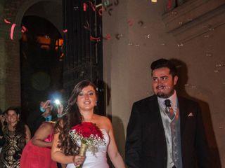 El matrimonio de Camila y Roberto
