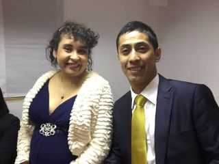 El matrimonio de Paula y Leandro