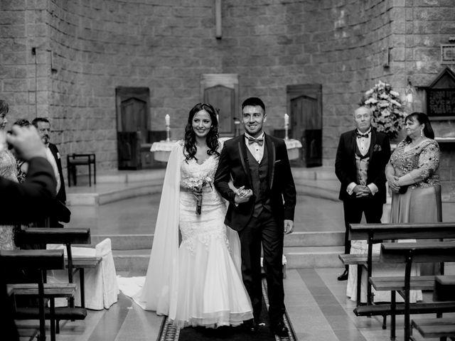 El matrimonio de Bernardo y Geraldine en San Pedro de la Paz, Concepción 9
