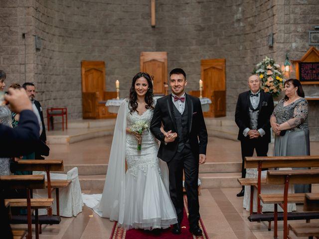 El matrimonio de Bernardo y Geraldine en San Pedro de la Paz, Concepción 10