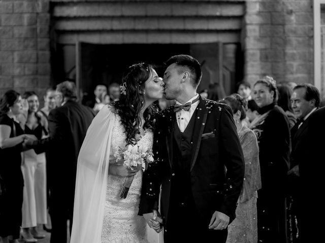 El matrimonio de Bernardo y Geraldine en San Pedro de la Paz, Concepción 11