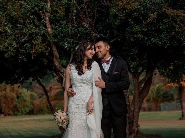 El matrimonio de Bernardo y Geraldine en San Pedro de la Paz, Concepción 12