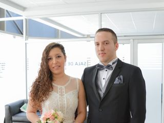 El matrimonio de Alejandra y Iván 1