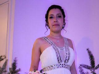 El matrimonio de Alejandra y Iván 2