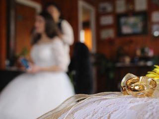 El matrimonio de Maritza  y Gabriel 3