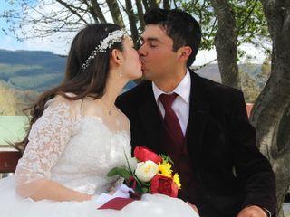 El matrimonio de Maritza  y Gabriel