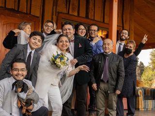 El matrimonio de Macarena  y Jorge 1