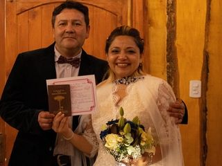 El matrimonio de Macarena  y Jorge 2