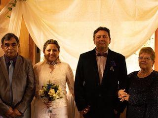 El matrimonio de Macarena  y Jorge 3