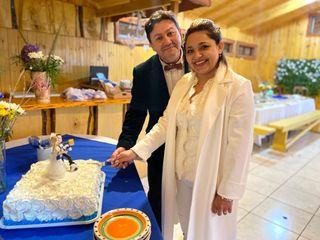 El matrimonio de Macarena  y Jorge