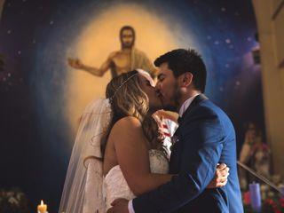 El matrimonio de Darinka y Cristian 1