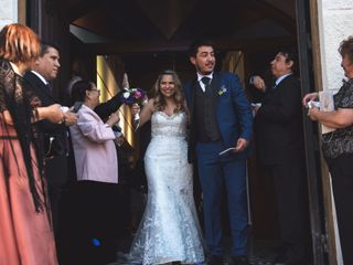 El matrimonio de Darinka y Cristian 2