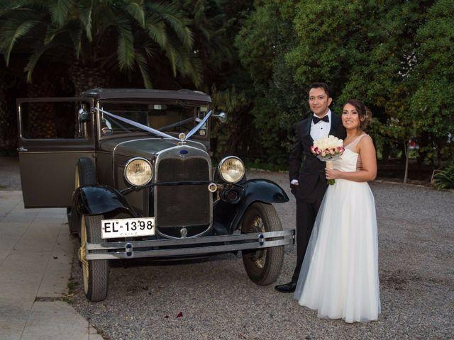El matrimonio de Nataly y Rodrigo