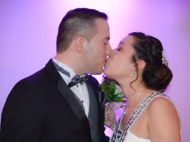 El matrimonio de Alejandra y Iván