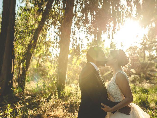 El matrimonio de Pepa y Dani
