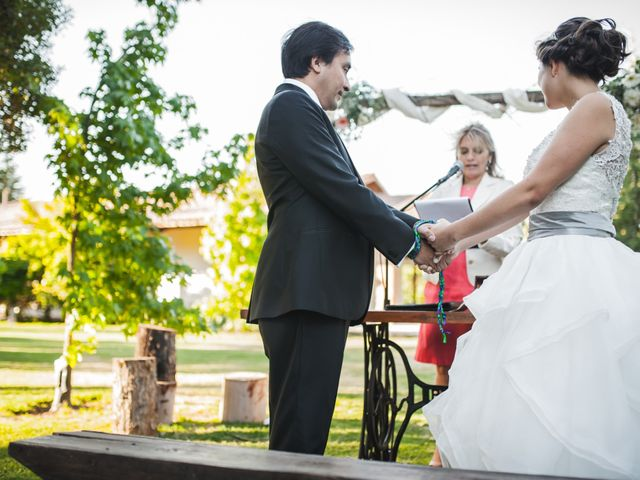 El matrimonio de Dani y Pepa en Talagante, Talagante 6