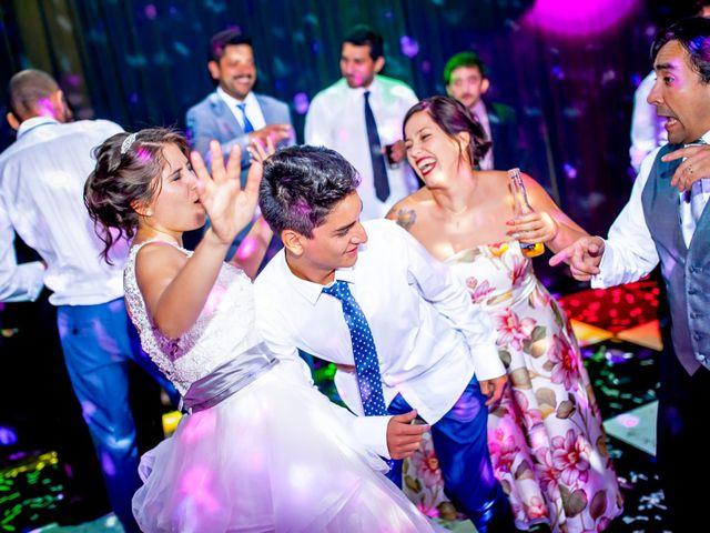 El matrimonio de Dani y Pepa en Talagante, Talagante 9