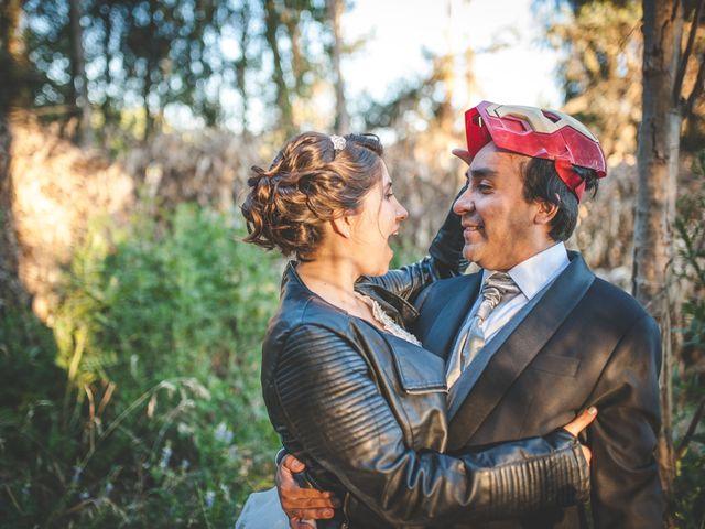 El matrimonio de Dani y Pepa en Talagante, Talagante 11
