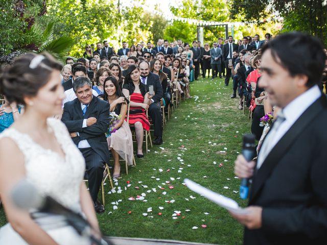El matrimonio de Dani y Pepa en Talagante, Talagante 13