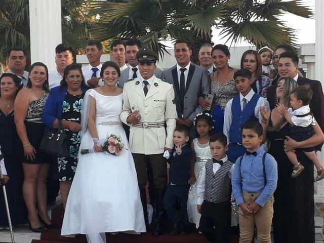 El matrimonio de Edelmira y Sebastián en Rauco, Curicó 1