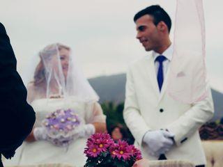 El matrimonio de Alejandra y Cristo Manuel 2