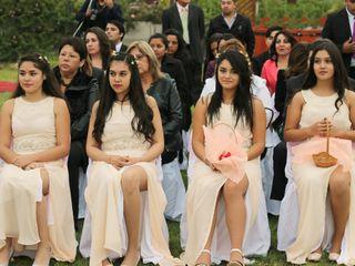 El matrimonio de Alejandra y Cristo Manuel 3