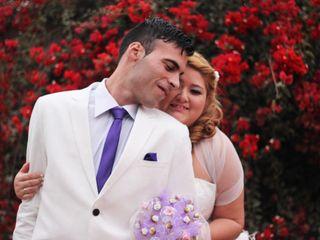 El matrimonio de Alejandra y Cristo Manuel