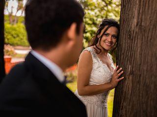 El matrimonio de Sebastián y Daniela 3