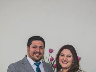 El matrimonio de Ivonne y Eduardo 1