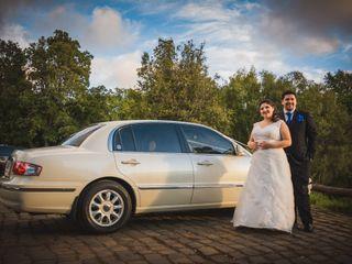 El matrimonio de Ivonne y Eduardo