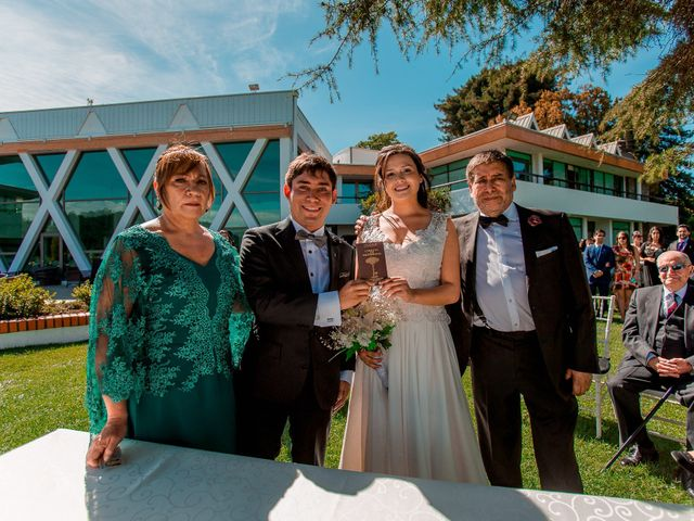 El matrimonio de Daniela y Sebastián en San Pedro de la Paz, Concepción 1