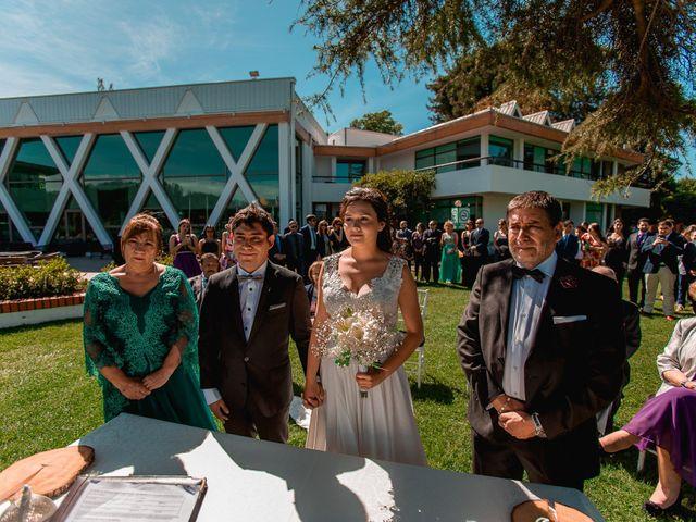 El matrimonio de Daniela y Sebastián en San Pedro de la Paz, Concepción 38