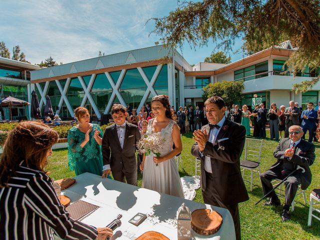 El matrimonio de Daniela y Sebastián en San Pedro de la Paz, Concepción 40
