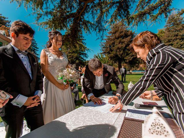 El matrimonio de Daniela y Sebastián en San Pedro de la Paz, Concepción 43