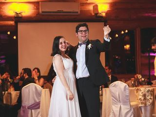 El matrimonio de Amanda y Ricardo