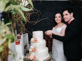 El matrimonio de Elizabeth y Jorge 2