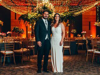 El matrimonio de Carolina y Stefano