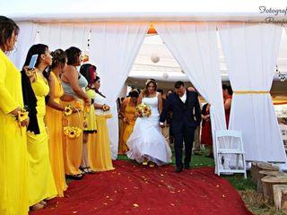 El matrimonio de Jonathan  y Monserrat  3