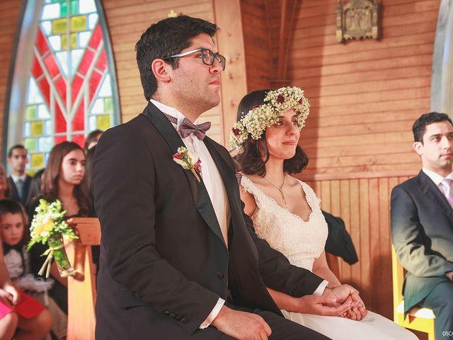 El matrimonio de Ricardo y Amanda en Puerto Varas, Llanquihue 28