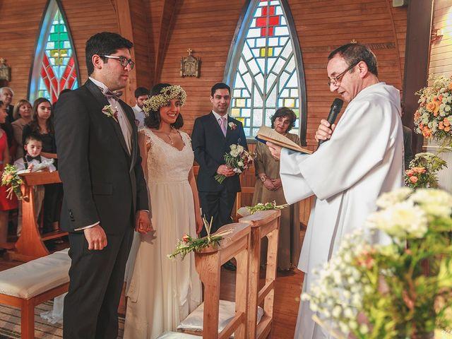 El matrimonio de Ricardo y Amanda en Puerto Varas, Llanquihue 29