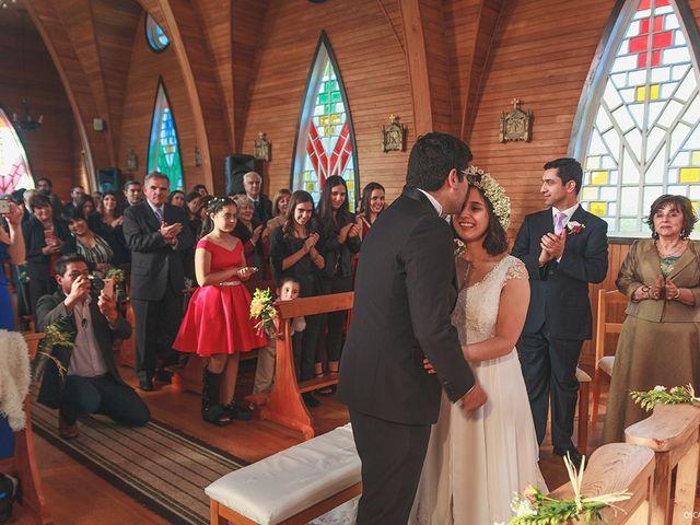 El matrimonio de Ricardo y Amanda en Puerto Varas, Llanquihue 31
