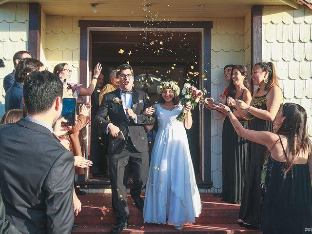 El matrimonio de Ricardo y Amanda en Puerto Varas, Llanquihue 1