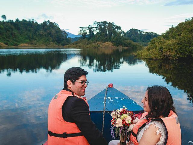 El matrimonio de Ricardo y Amanda en Puerto Varas, Llanquihue 36