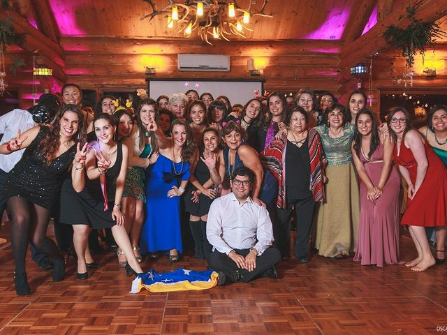 El matrimonio de Ricardo y Amanda en Puerto Varas, Llanquihue 54